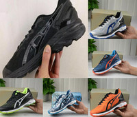 Wholesale Gel Cushions Shoes - 2017 New Discount Asicsx Gel-Kayano 23 Running Shoes Men Cushioning Original Stability Basketball Shoes Boots Sport Sneakers 40-45