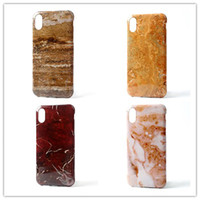 Wholesale Veins Case - Marble Vein Soft TPU Phone Case with Marble Pattern Vein Granite Thin Soft Flexible TPU Case For IPhone X 8 7 6 6s Plus With Opp Bag