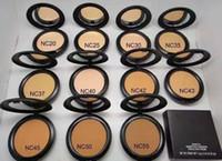 Wholesale fix concealer for sale - Group buy Factory Direct DHL New Makeup Face g Studio Fix Powder Plus Foundation NC20