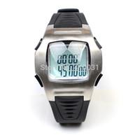 rennstoppuhr groihandel-Großhandel-Schiedsrichter Uhr Fußballspiel Herren Chronograph Armbanduhr Team Racing Race Alarm Multifunktions-Digital Countdown Stoppuhr Spielzeug