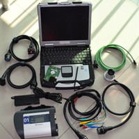 Wholesale das mb star c4 sd connect for sale - Group buy star diagnose for mb sd connect c4 with laptop cf30 touch degree hdd gb xentry das ecp full ready to use