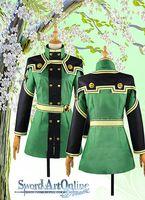 Wholesale Carnival Costumes Online - Sword Art Online ALO Kirigaya Suguha cosplay costume Anime carnival halloween costumes for women custom made
