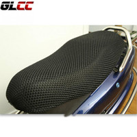 Wholesale Heating Seats - Motorcycle scooter electric bicycle sunscreen seat cover 3D sun proof Prevent scooter sun pad Heat insulation Cushion protect