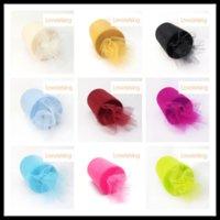 рулоны банкетной ткани оптовых-18 цветов на выбор - 4 рулона 6
