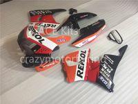 Wholesale Honda Cbr919 Fairing - 3 Free gifts New ABS motorcycle Fairing Kit For HONDA CBR900RR 919 1998 1999 CBR919RR 98 99 919 CBR919 Bodywork set black Orange Red AQ