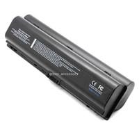 Wholesale Li Ion 12 Battery - New HSTNN-C17c 441425-001 12cells OEM Laptop Battery For HP Pavillion DV2000 Pavilion dv2500 Compaq Presario A900 C700 Laptop