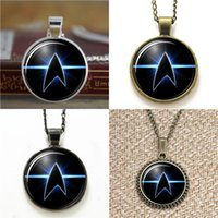 10pcs Command Science Star Pingente Glass Photo Necklace chaveiro bookmark pulseira de brinco de cufflink