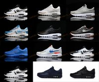 Wholesale Max 87 Shoes - New Fashion Max Zero 87 2 Running Shoes For Men, Top Quality Breathable Athletic Sport Outdoor Sneakers Eur Size 40-45