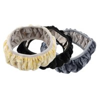 Wholesale Wool Steering Wheel Cover - Soft Warm Wool Plush Winter Car Steering Wheel Cover Universal Auto Supplies Car styling High Quality Car Accessories