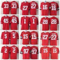 boys ohio state football jersey
