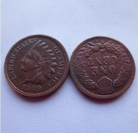Wholesale Cheap Heads - Date 1909-s Indian Head Cent copy coins - High Quality Free Shipping Promotion Cheap Factory Price nice home Accessories Coin