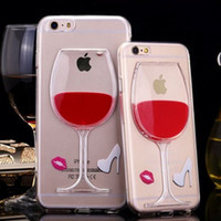 Wholesale Cute Mobile Pouches - new 2016 cartoon cute mobile phone sets of silicone tpuIphone 5 s and 6 s + 5.5