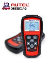 Wholesale Code Detector - NEW Autel MaxiScan MSOBDII   EOBD Most Economical Auto Code Reader for US Asian Europe AUTEL MS509 Car detector diagnostic tool