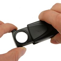 Wholesale Jewelry Tools Price - Wholesale-Best Price Portable 30X 21mm Jeweler Loupe Jewelry Glass Loop LED Magnifying Magnifier Withdrawing Watch Repair Tool