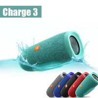 Wholesale Charge3 hot selling bluetooth outdoor speakers Waterproof speaker handsfree Charging for phone with TF card FM radio