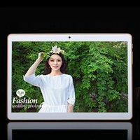 10.1 Zoll Tablette PC Octa Core HD Android 5.1 WIFI Bluetooth Telefonaufruf Tabletten Computer mit 4GB 32GB 1280 * 800 IPS