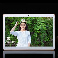 Tablet PC da 10.1 pollici Tablet PC Octa Core HD Android 5.1 WIFI Bluetooth Tablet PC con 4GB 32GB 1280 * 800 IPS