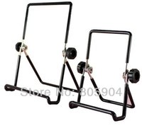 Atacado-Universal Foldable Metal Stand / Holder para Tablet PC 5.5