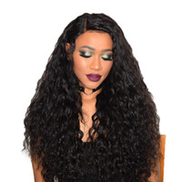 Wholesale Remy Water Wave Weave - Grace Hair Products Water Wave Natural Color Brazilian Virgin Hair Weave 3 Bundles 100% Natural Remy Hair