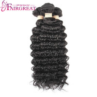 Wholesale Price Washing Machines - Brazilian Deep Wave Human Hair, Natural Curl After Wash, Wholesale Price, Unprocessed Virgin Hair 3 Bundles Deep Extensions