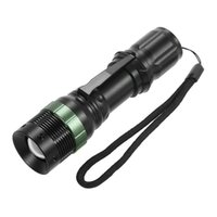 Wholesale Products Led Torches - New Arrival Product 700LM Bicycle Light Torch Adjustable Focus Zoom Zoomable LED Handheld Flashlight Bike Light