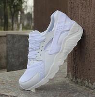 Wholesale Black Tourism - Top-quality women men Huarache Sport Sneakers Running Shoes Couple Shoes Size EUR 36-44 Easily breathable tennis tourism Casual shoes