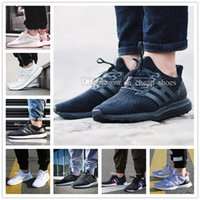 Big Size Ultra Boost 2.0 3.0 4.0 Ultra Boost uomo scarpe da corsa sneakers donna Sport Tri-Color NMD R2 CNY Snowflake Core Triple Nero Bianco
