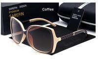 óculos de sol óculos de esportes ao ar livre venda por atacado-Senhoras da marca de verão uv400 Moda mulher Ciclismo óculos Clássico esporte ao ar livre óculos de Sol Óculos MENINA Praia de Vidro de Sol 7 cores frete grátis