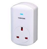 uk-überwachung großhandel-UK heißer verkauf TKBHOME WiFi 3G / 4G drahtlose Z-Wave Power Monitor Stecker TZ69E mit Barcode