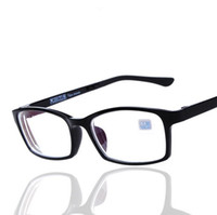 Wholesale Nearsight Glasses - Wholesale- Quality Finished Nearsight Myopia glasses For Women Men Student Frame Eyeglasses Degree oculos ( -100 to -400)