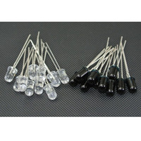 Wholesale Launch Leads - Wholesale- 10pcs Launch + 10pcs Receiver 5mm 940nm IR Infrared Diode LED Lamps s216