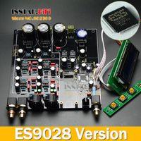 Wholesale Usb Dac Board - Freeshipping Assembled HiFi ES9028PRO +TCXO 0.1PPM 4 Layer DAC decoder board, support Amanero iis   XMOS USB Card
