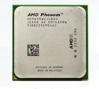 amd am2 işlemcileri toptan satış-X4 9650 Orijinal AMD Phenom X4 9650 CPU için 2.3 GHz Dört Çekirdek Soket AM2 + İşlemci