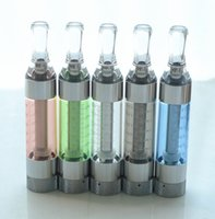T3S rebuildable Zerstäuber Clearomizer eVod BCC 2.4ml Bodentank Cartomizer Fit Ego Ego-t Ego-c Evod