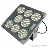 светодиодные экраны оптовых-Супер яркий светодиодный прожектор на открытом воздухе Светодиодный взрывозащищенный свет 75W 90W 120W Водонепроницаемый Светодиодная АЗС Свет промышленного освещения