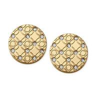Wholesale Peace Jewellery - New York Fashion peace logo stud earrings Letters earings Fashion jewelry brand jewellery for women lady Silver Gold Rose Gold