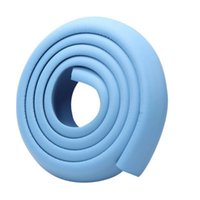 Wholesale Child Protection Products - Wholesale- New Children Safety Thickening Anti-knock Strip Products Baby Protector Table Desk Corner Cushion Guard Protection Strip