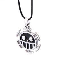 Wholesale Trafalgar Law Surgeon - one Piece Necklace Surgeons Trafalgar Law necklace Men's Fashion Accessories Anime