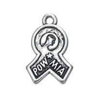 New Hot Fashion Antique Silver Plated Ribbon Charm Pendant Sliders Pulseira Dailywear para amante ou amigos