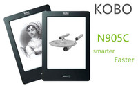 Wholesale Ebook Eink - Wholesale- Used Kobo Touch N905C Ebook Reader E-ink cheap 6 inch e-book e book reader ereader second hand eink not mini boyue