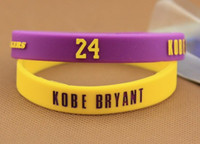 Wholesale Chain Code - 2017's new fashion star silicone bracelet two-piece bracelet, energy movement wrist band size code (2 PCS) to free shipping