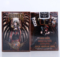 bicicleta unida al por mayor-La bicicleta de los Estados Unidos Anne Stokes Steampunk Poker Magia Magic Cards Props Magic Trucos de la cubierta de alta calidad