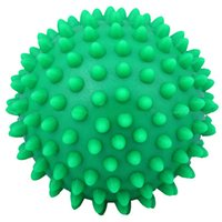 Wholesale Ball Back Massage - Massage Ball - Spiky Ball for Deep Tissue Foot, Back, Plantar Fasciitis & All Over Body Deep Tissue Muscle Therapy Firm Lacrosse Ball Set
