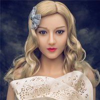 Wholesale Doll Baby Silicone Sex - 158cm beautiful lady dream lover silicone doll for sex full silicone love doll cheap full body silicone baby doll for s