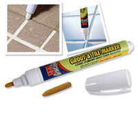 Wholesale 30pcs High Quality Grout Tile Marker Repair Pen Precious Wall Tiles Floor Non Toxic Fix Tools