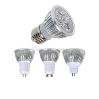 Wholesale Led Bulbs Indoor Lights Dimmable - CREE 9W 12W 15W Dimmable Led lights bulb GU10 MR16 E27 GU5.3 Led spotlight warm nature cool white indoor downlight led bulbs