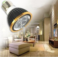Wholesale Led Bulbs Indoor Lights Dimmable - Cheap 5 piece par20 LED Bulbs PAR 20 Cree light Dimmable 9W 12W 15W Spotlight E27 GU10 E14 B22 White Warm indoor lighting 110V-240V