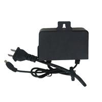 kamera ac adaptörü güç kaynağı toptan satış-Su geçirmez 12 V 2A AC 100 V-240 V Dönüştürücü Adaptör Güç Kaynağı CCTV IP Kamera Duvar Asılı Su Geçirmez Açık Güç Adaptörü