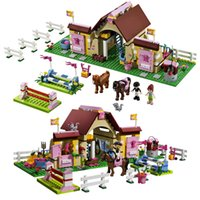 Wholesale Maya Building - Bela 10163 Friends Maya Collective Farm Toys Gift Building Block Toys Compatible with Lepin