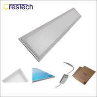 Wholesale Office Led Panel Lights - 600 1200 LED panel lights Indoor ceiling lights 60W 72W LED lamp for home office kitchen bathroom